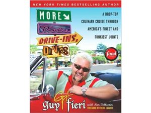 Diners, Drive Ins and Dives with Guy Fieri